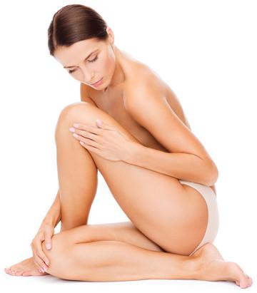 Rollenmassage - effektiv gegen Cellulite!